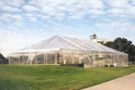 40 clear top tent rentals in Haverhill, Lawrence, Amesbury, West Newbury, Northern Massachusetts and New Hampshire