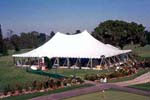 40 x 60 tent rentals in Haverhill, Lawrence, Amesbury, West Newbury, Northern Massachusetts and New Hampshire