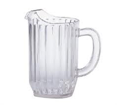 Where to find PITCHER, POLY 60 OZ in Haverhill