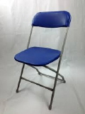 Where to rent CHAIR,BLUE SAMSONITE in Haverhill MA