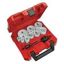 Where to find HOLE SAW KIT 11pc 3 4 -2 1 2 in Haverhill