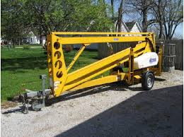 Where to find LIFT,PERSONEL 46  2 MAN TRAILER in Haverhill