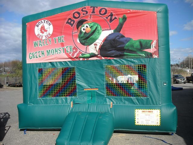 Where to find MOON WALK-WALLY GREEN MONSTER in Haverhill