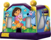 Where to find MOON WALK-DORA THE EXPLORA 15X15 in Haverhill