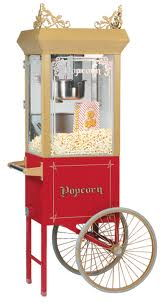 Where to find MACHINE, POPCORN W CART in Haverhill