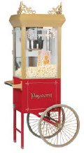 Where to rent MACHINE, POPCORN W CART in Haverhill MA