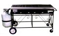 Where to rent GRILL, GAS 2 X6  STAINLESS in Haverhill MA