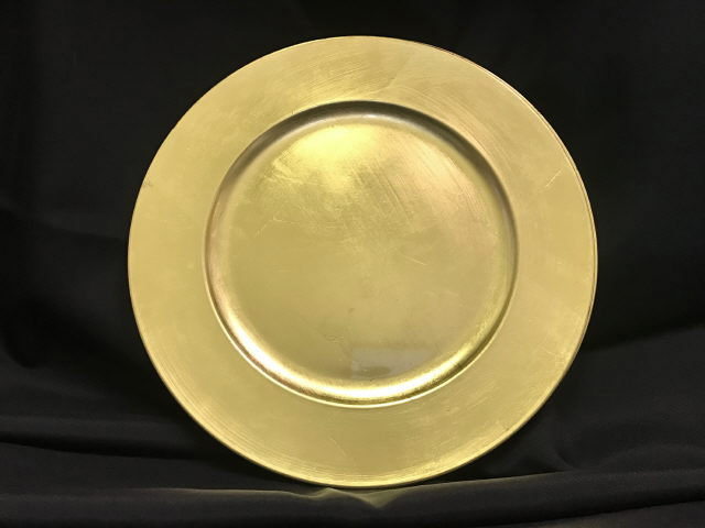 Where to find PLATE, 12  CHARGER GOLD in Haverhill