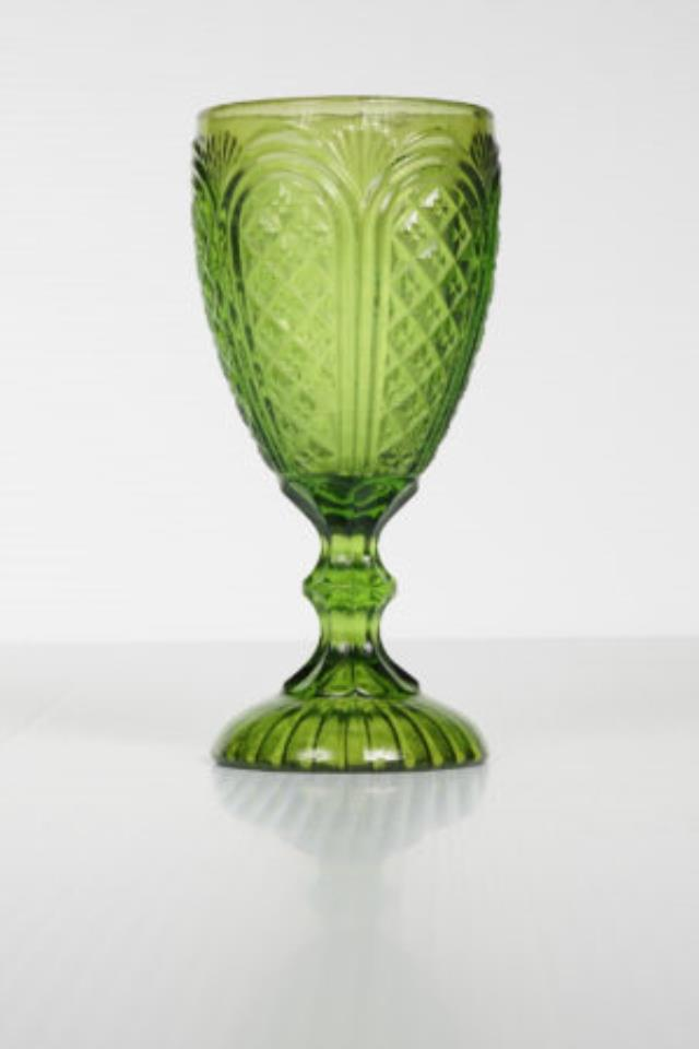 Where to find GLASS, GOBLET GREEN in Haverhill