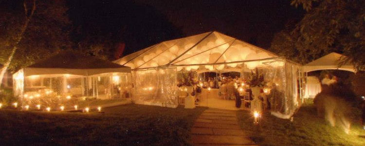 Special event rentals in Haverhill, Lawrence, Amesbury, West Newbury, Northern Massachusetts and New Hampshire