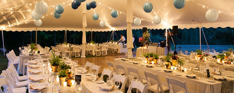 Canopy tent rentals in Haverhill, Lawrence, Amesbury, West Newbury, Northern Massachusetts and New Hampshire